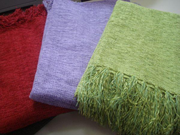 Mantas para sof de chenille loja de bellakasadecoracoes for Mantas de lana para sofa